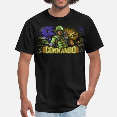 Commandos Commando - Men's T-Shirt