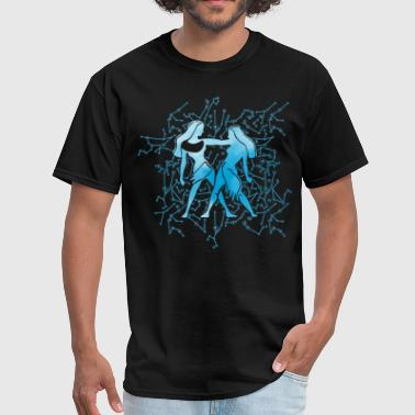 Air Sign Gemini Zodiac Sign Air Element - Men's T-Shirt