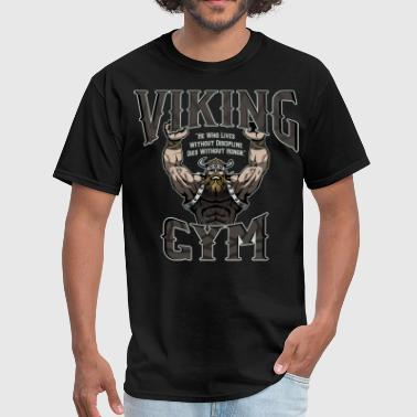 Viking Power VIKING GYM - Men's T-Shirt
