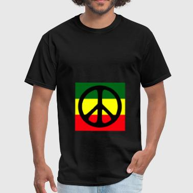 Rasta Peace RASTA PEACE - Men's T-Shirt