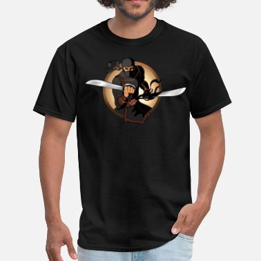 Japanese Ninja Ninja - Men's T-Shirt