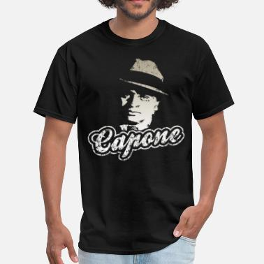 Capone Capone Chicago - Men's T-Shirt