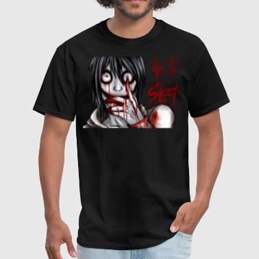 Jeff the Killer - Men's T-Shirt