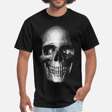 Grim Skull - Men's T-Shirt