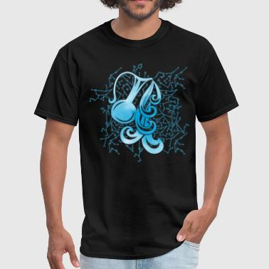 Air Sign Aquarius Zodiac Sign Air Element - Men's T-Shirt