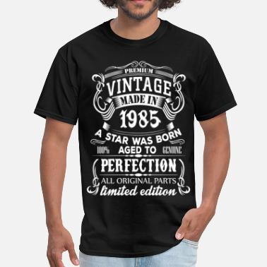 July 1985 Vintage 1985 - Men's T-Shirt