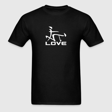 Love in Japanese - Men's T-Shirt