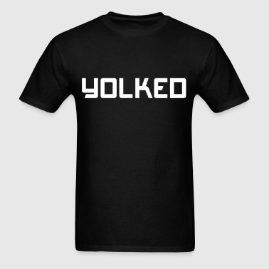 Yolked (2) - Men's T-Shirt