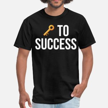 Key To Success The Key To Success - Men's T-Shirt