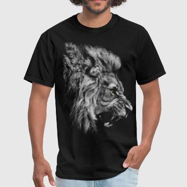 Breast King King of the Jungle - Men's T-Shirt