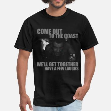 Nakatomi Plaza Come out to the coast - Men's T-Shirt
