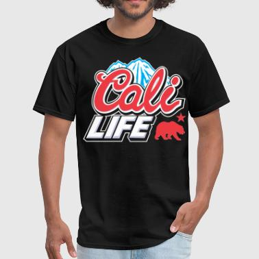 Cali Life - Men's T-Shirt