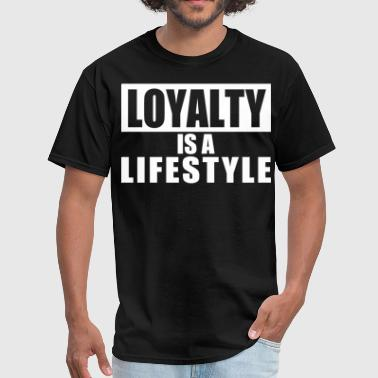 Lifestyle Classic Loyalty Lifestyle - Men's T-Shirt