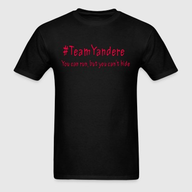 Team Yandere Shirt - Men's T-Shirt