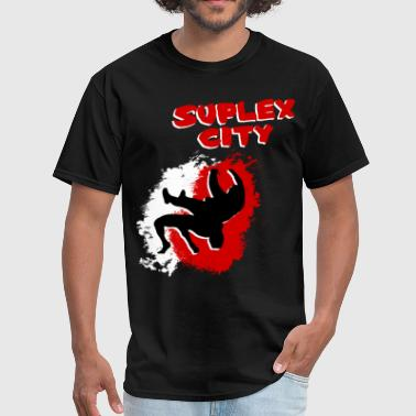 Suplex City (Mens) - Men's T-Shirt