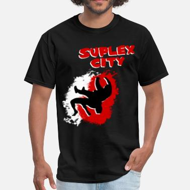 Suplex City Suplex City (Mens) - Men's T-Shirt