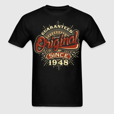 Birthday guaranteed since 1948 - Men's T-Shirt