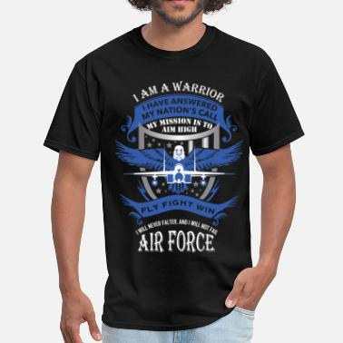 Air Force Deployment Air Force - Men's T-Shirt