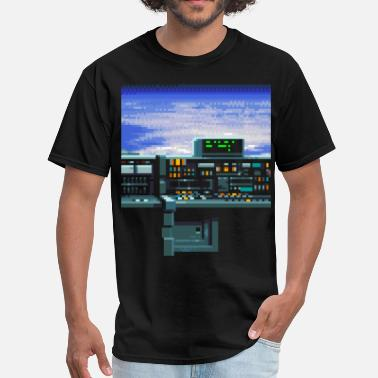 Spaceship Spaceship - Men's T-Shirt