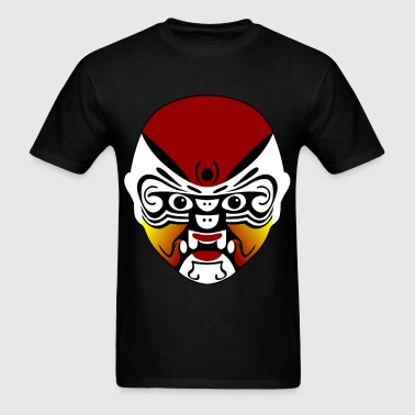 Chinese Ghost Catcher Mask - Men's T-Shirt