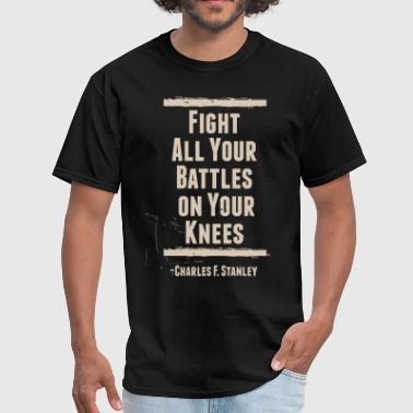 Cool prayer quote - Men's T-Shirt