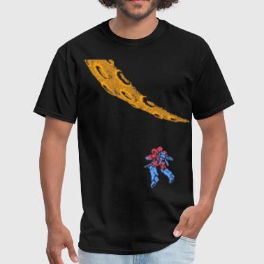 Space-suit Space - Men's T-Shirt