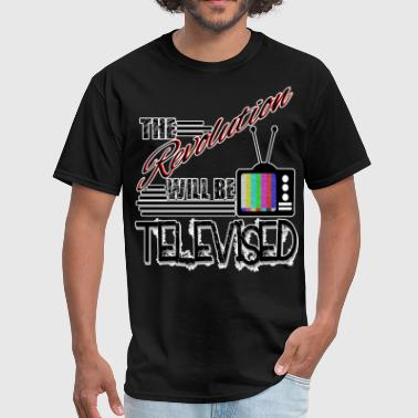 Tamir Rice The Revolution Will Be Televised - Men's T-Shirt