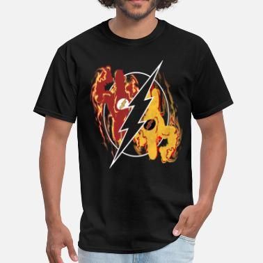 c00f7f4cb Flash Flashpoint Paradox - Men's T-Shirt