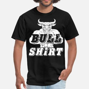 Muscle Joker Bull Shirt - Men's T-Shirt