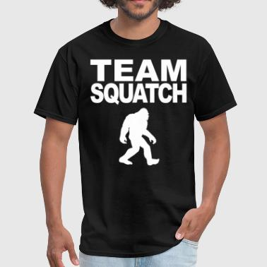 Team Squatch Bigfoot T-Shirt - Men's T-Shirt