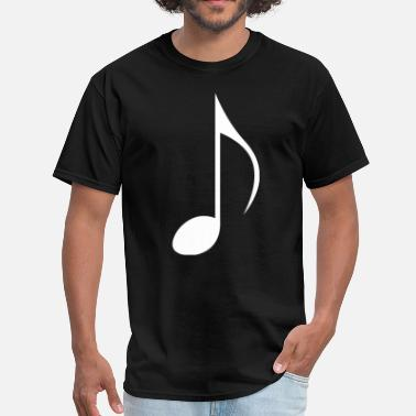 Shop Eighth Note Music T-Shirts online | Spreadshirt