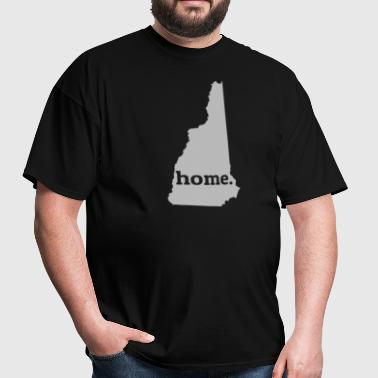 New Hampshire Is My Home T-Shirt - Men's T-Shirt