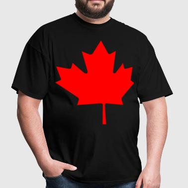 Canada Maple leaf red - Men's T-Shirt