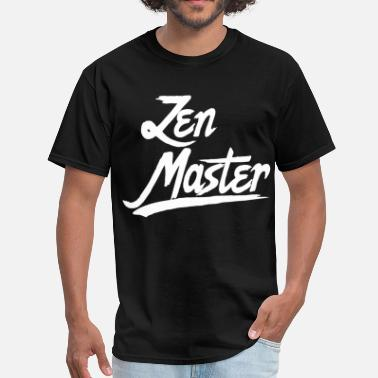 Zen Philosophy Zen Master - Men's T-Shirt