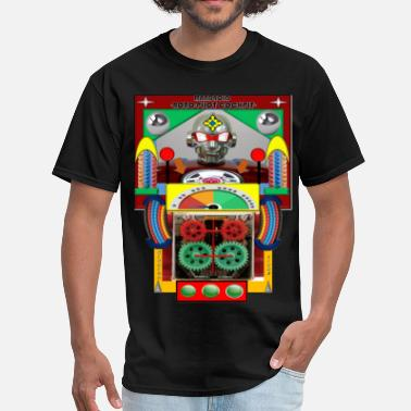 Cockpit ROBOT COCKPIT - Men's T-Shirt