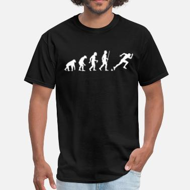 Sprinting Sprinting Evolution - Men's T-Shirt