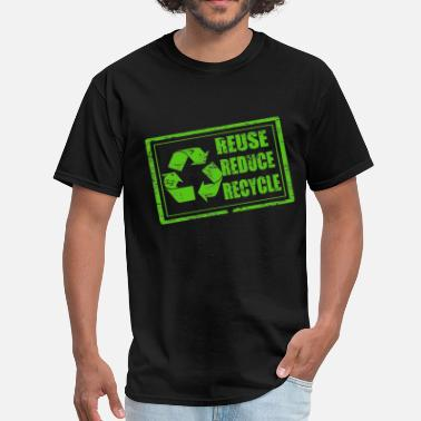 Planet save the planet - Men's T-Shirt