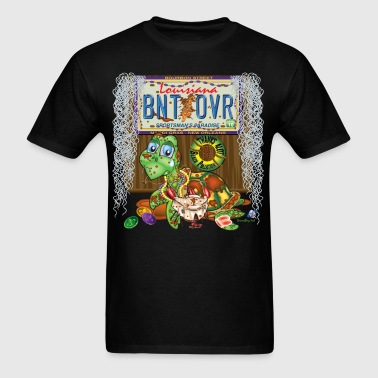 British Petroleum Mardi Party - Men's T-Shirt