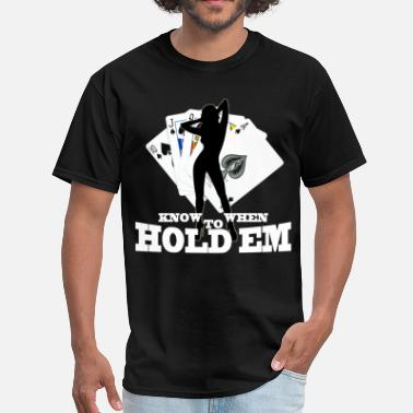 Holdem poker_know_when_to_hold_em - Men's T-Shirt