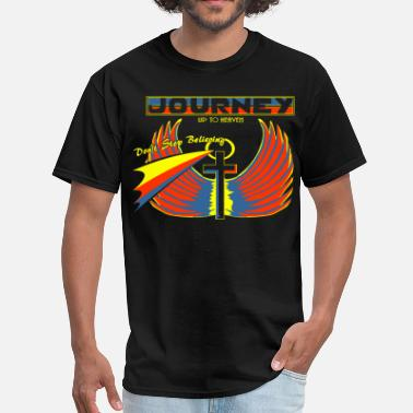 Journey... up to Heaven - Men's T-Shirt