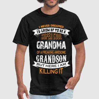 shop grandma and grandson t shirts online spreadshirt