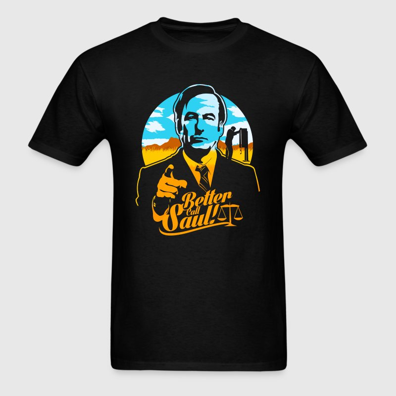 Better Call Saul FAN ART - Men's T-Shirt