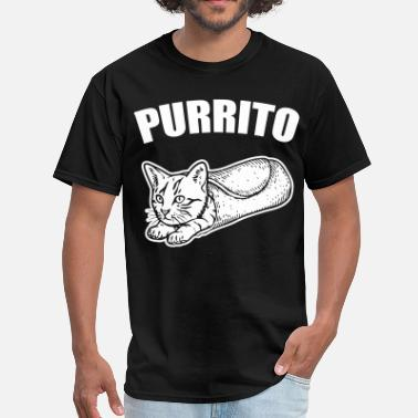 Tumblr Purrito - Men's T-Shirt
