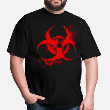 Biohazard Bloody Biohazard - Men's T-Shirt