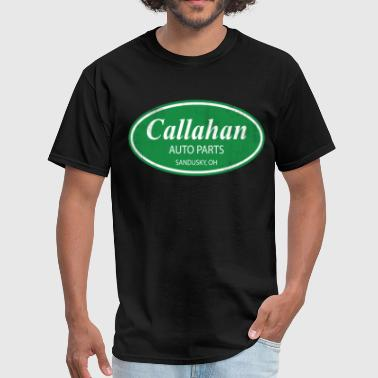 Autos Kids Callahan Auto Parts. - Men's T-Shirt