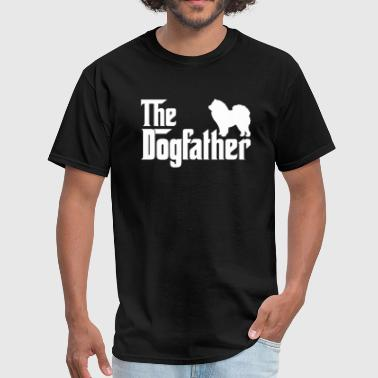 Chow Chow DogFather T-Shirt - Men's T-Shirt