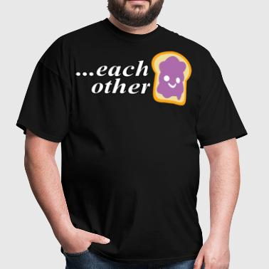 each_other - Men's T-Shirt
