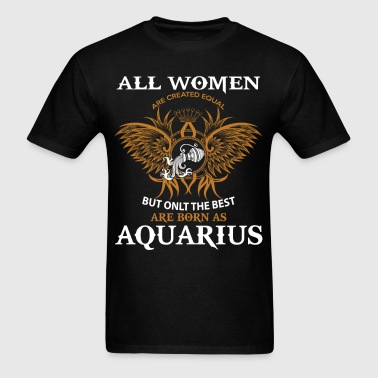 Aquarius Woman - Men's T-Shirt