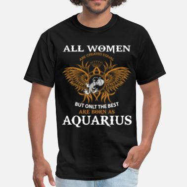 Sweet Sinner Aquarius Woman - Men's T-Shirt
