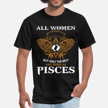 Pisces Woman Pisces Woman - Men's T-Shirt